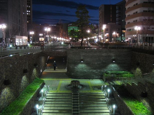 Hamamatsu's Night Colors