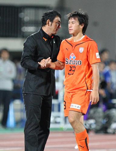 Kenta y Okazaki