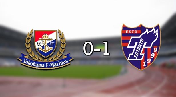 Marinos 0-1 Tokyo