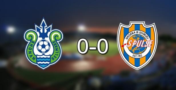 Shonan 0-0 Shimizu
