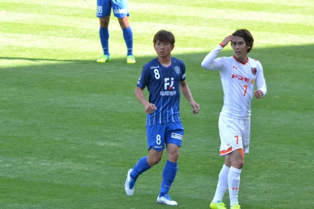 Avispa Fukuoka - Omiya Ardija