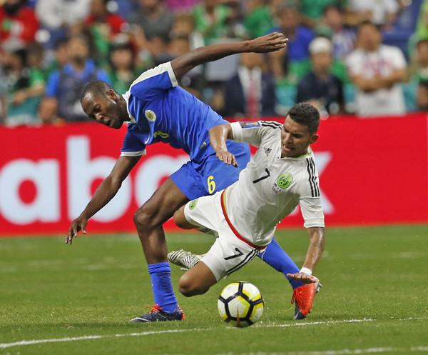 Martinus w reprezentacji Curacao w Gold Cup 2017