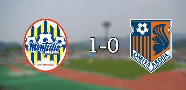 ND Soft Stadium - Montedio Yamagata
