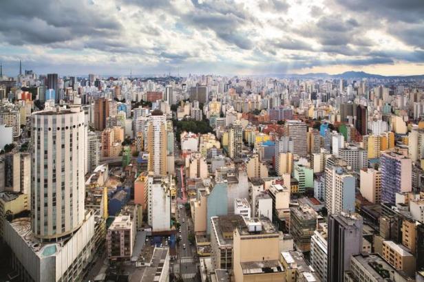 Sao Paulo - miasto