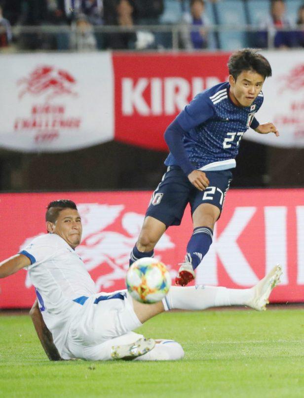Japan vs El Salvador