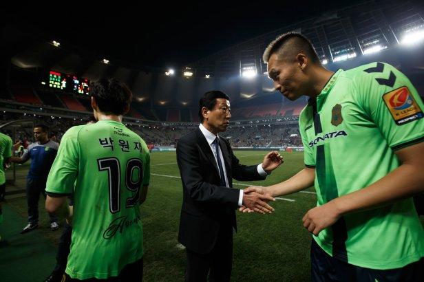 Coach Choi Kang Hee